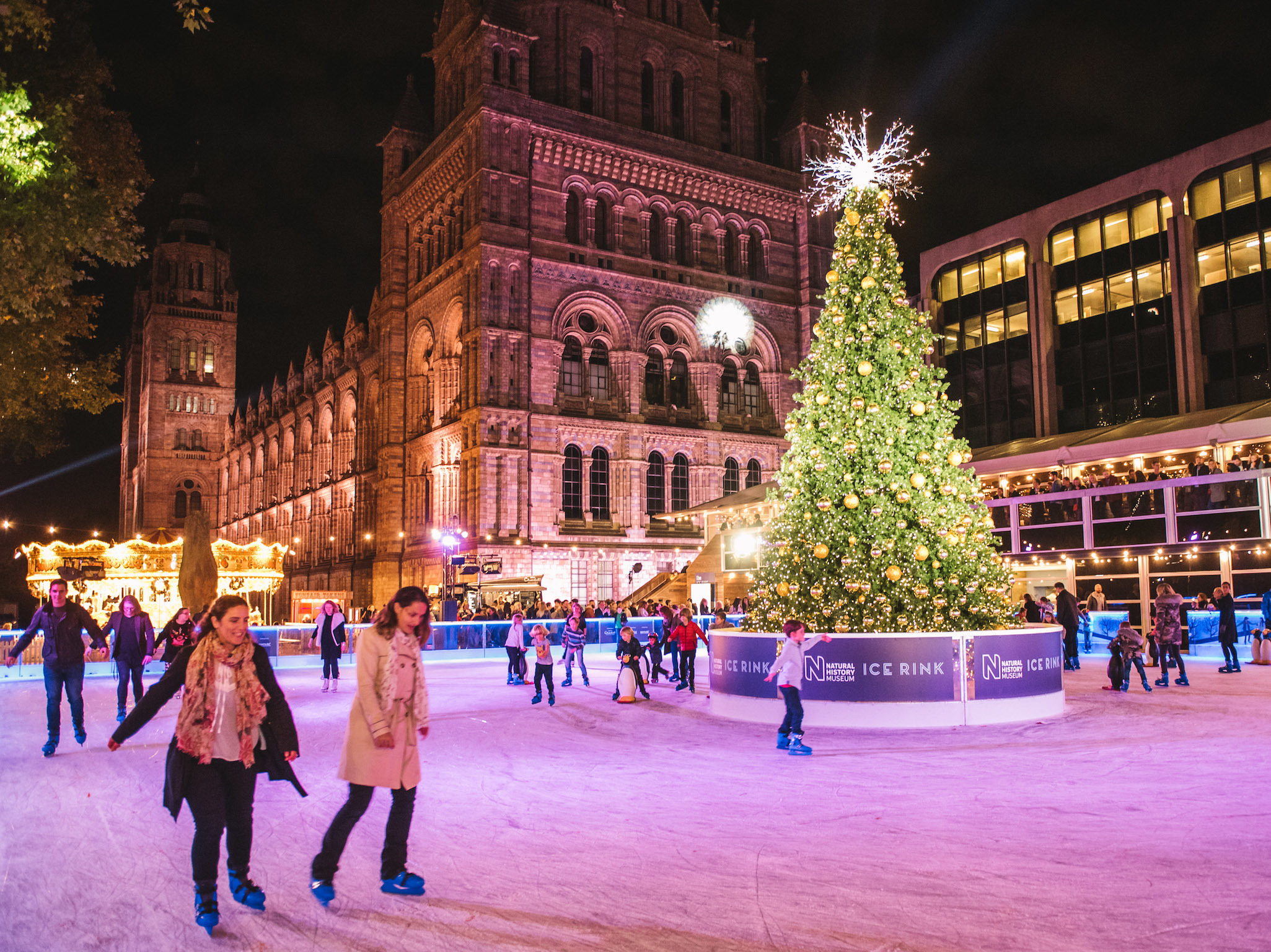 Get the most out of London this winter