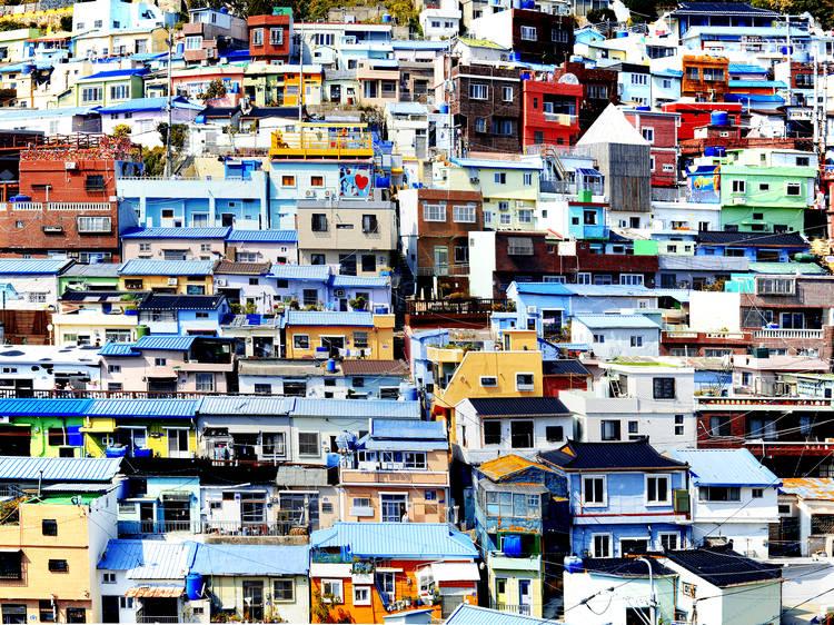 Gamcheon, miracle colorimétrique - Balades et quartiers