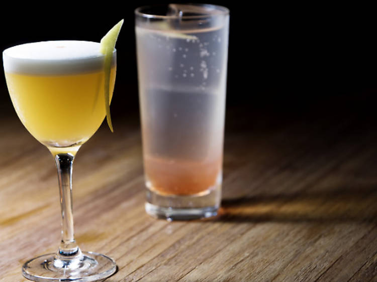Whisky Sprite - Bars