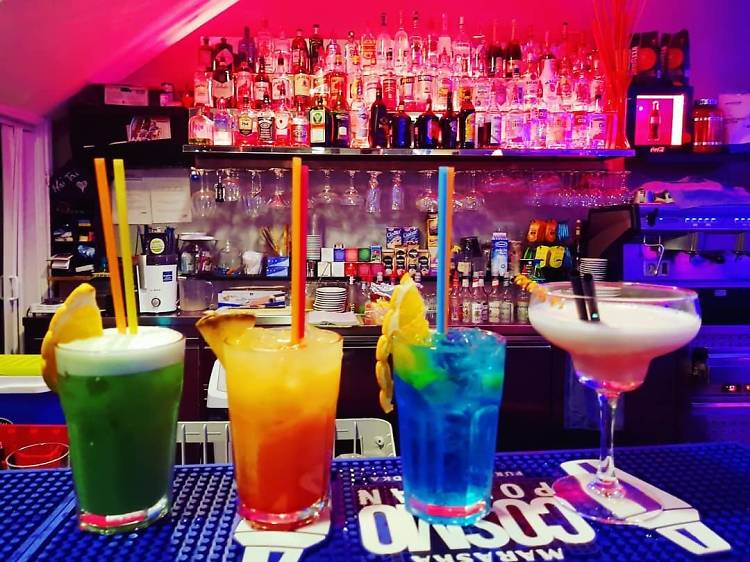Cane the cocktails at Mai Tai