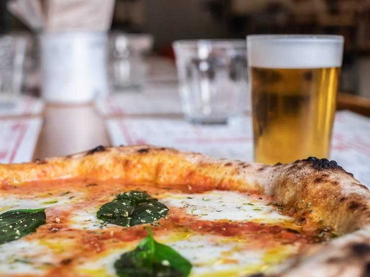 Can Pizza Sagrada Família