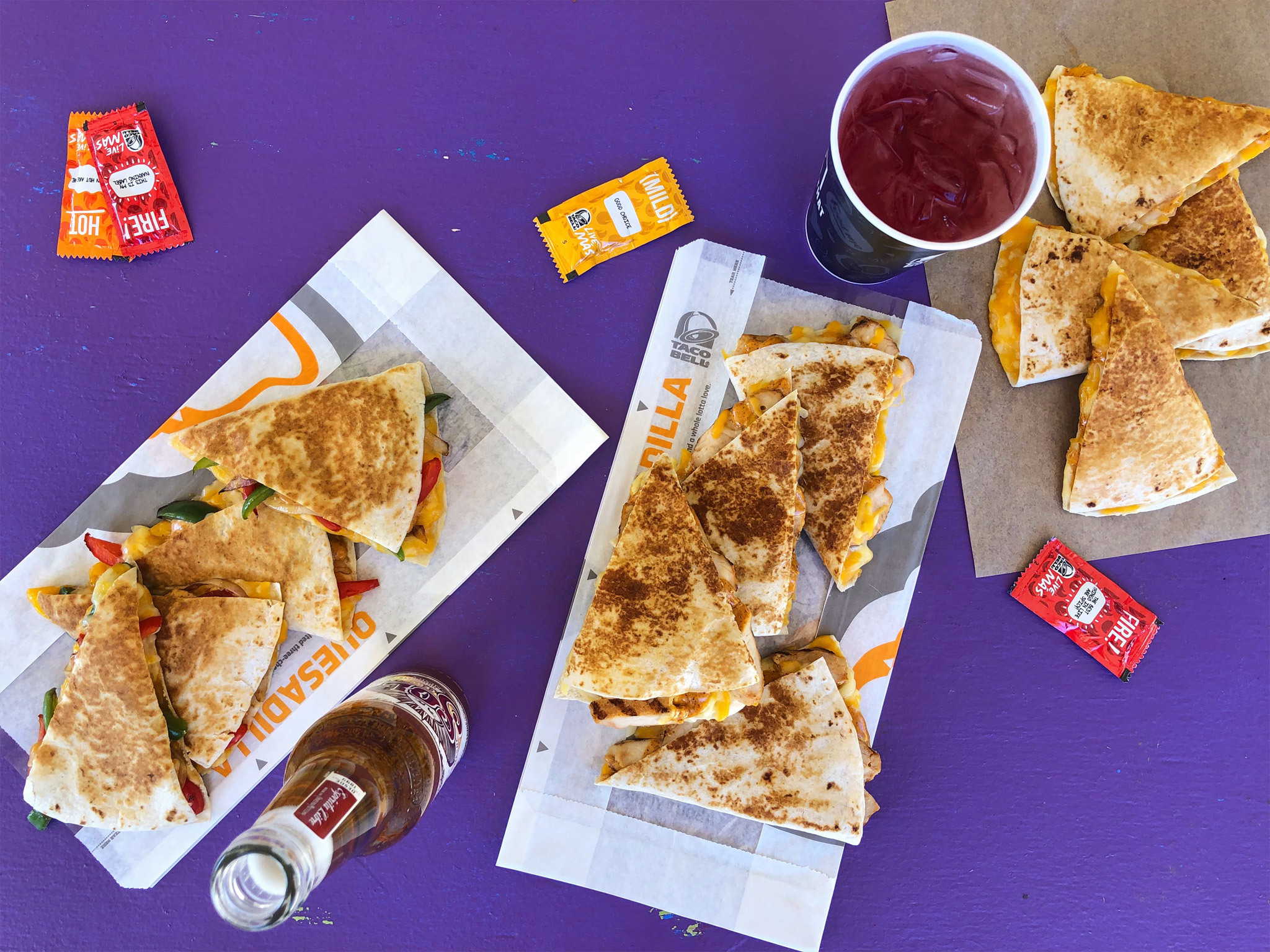 Taco Bell is launching in London on Friday
