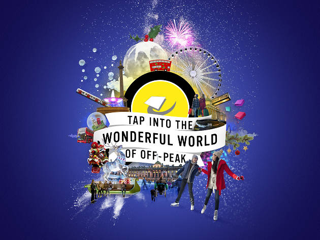 Wonderful World of Off-Peak Winter badge