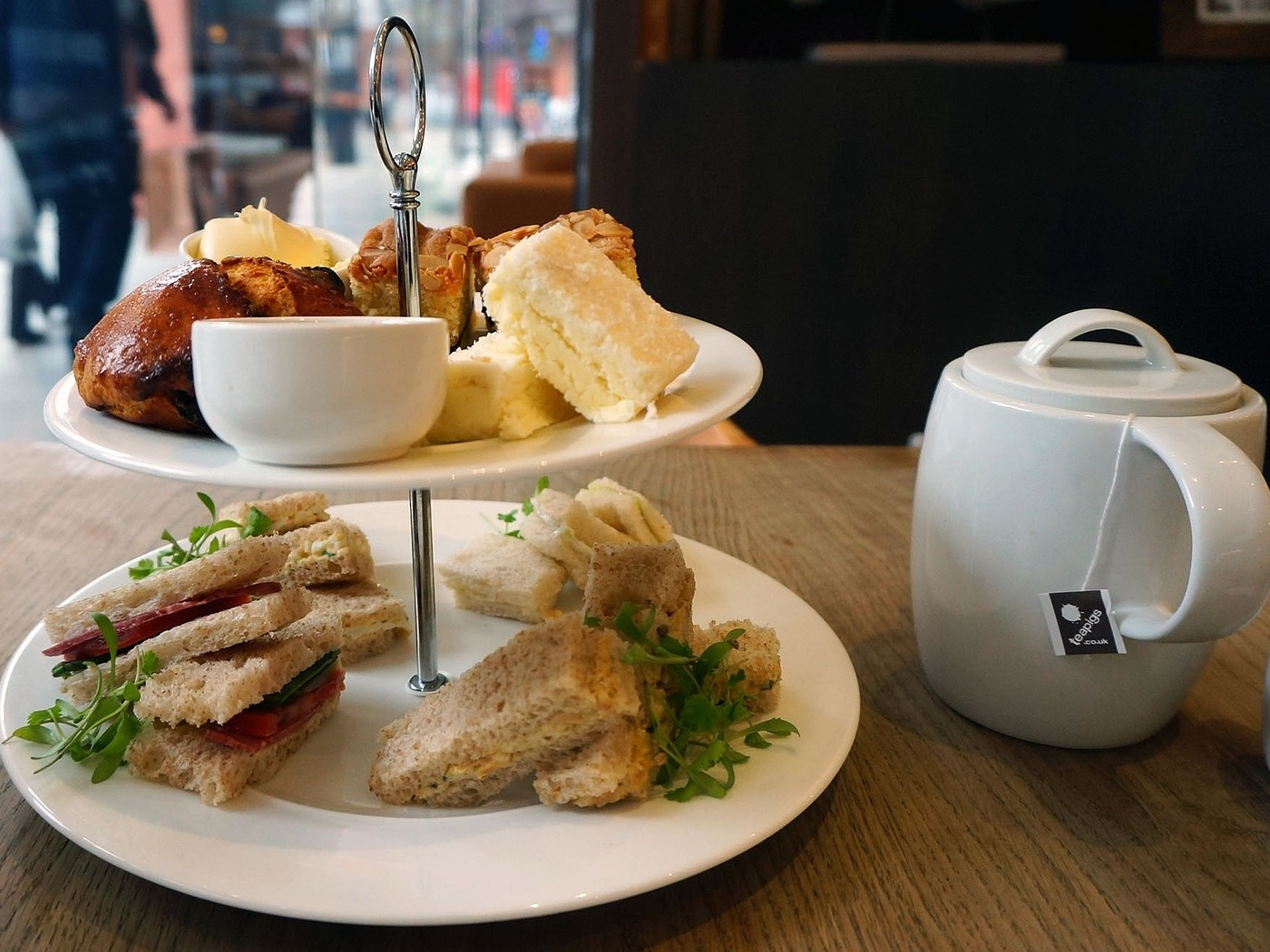 The 10 best places for afternoon tea in Boston