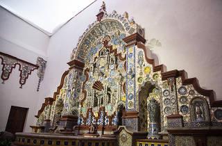 Centro cultural Isidro Fabela Museo Casa del Risco en San Ángel