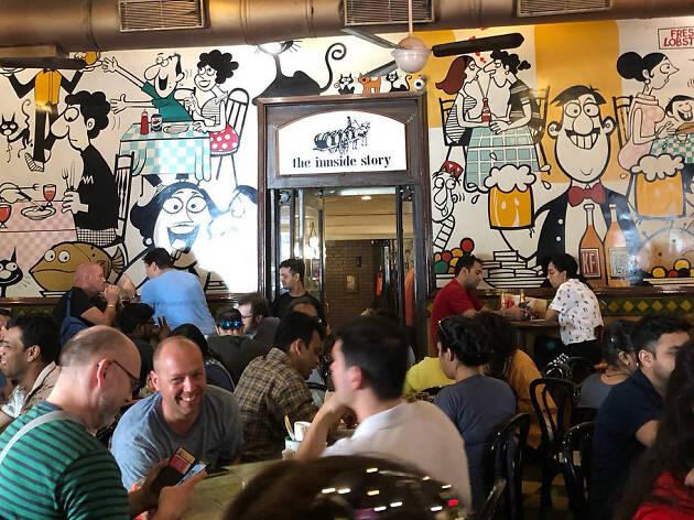 Café Mondegar