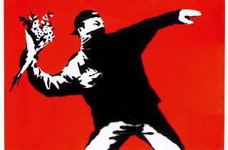 Banksy, Love is in the Air