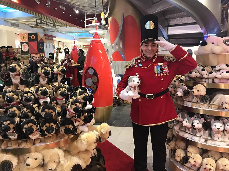 Your guide to the new FAO Schwarz