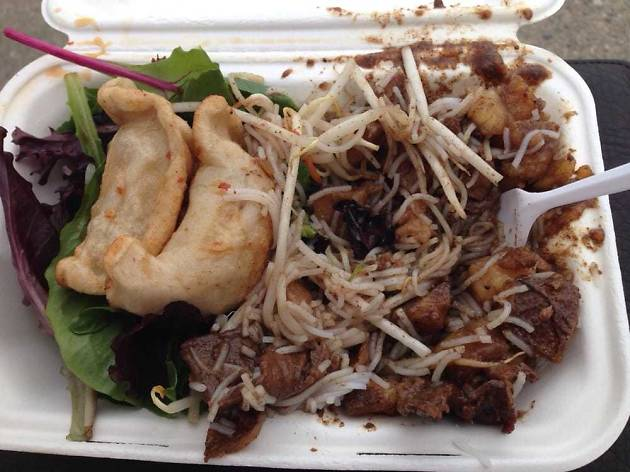 Sate Grill Food Truck
