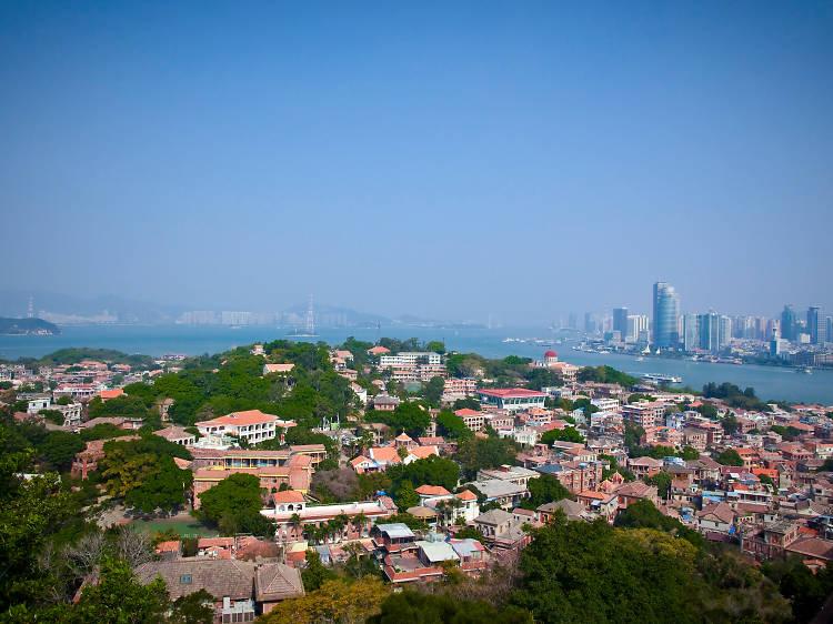 Xiamen: For a hip yet relaxing trip