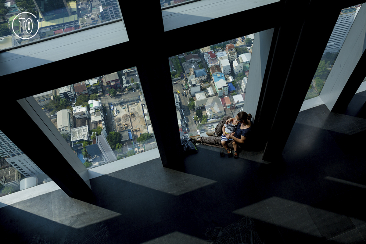MahaNakhon SkyWalk