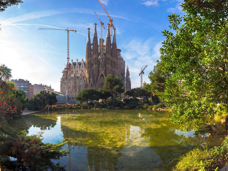 50 top attractions in Barcelona