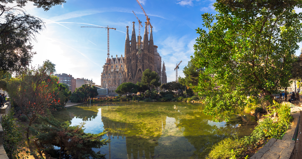 50 top attractions in Barcelona
