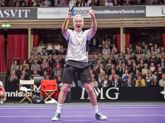 Up to 28% off Champions Tennis 2018 at the Royal Albert Hall