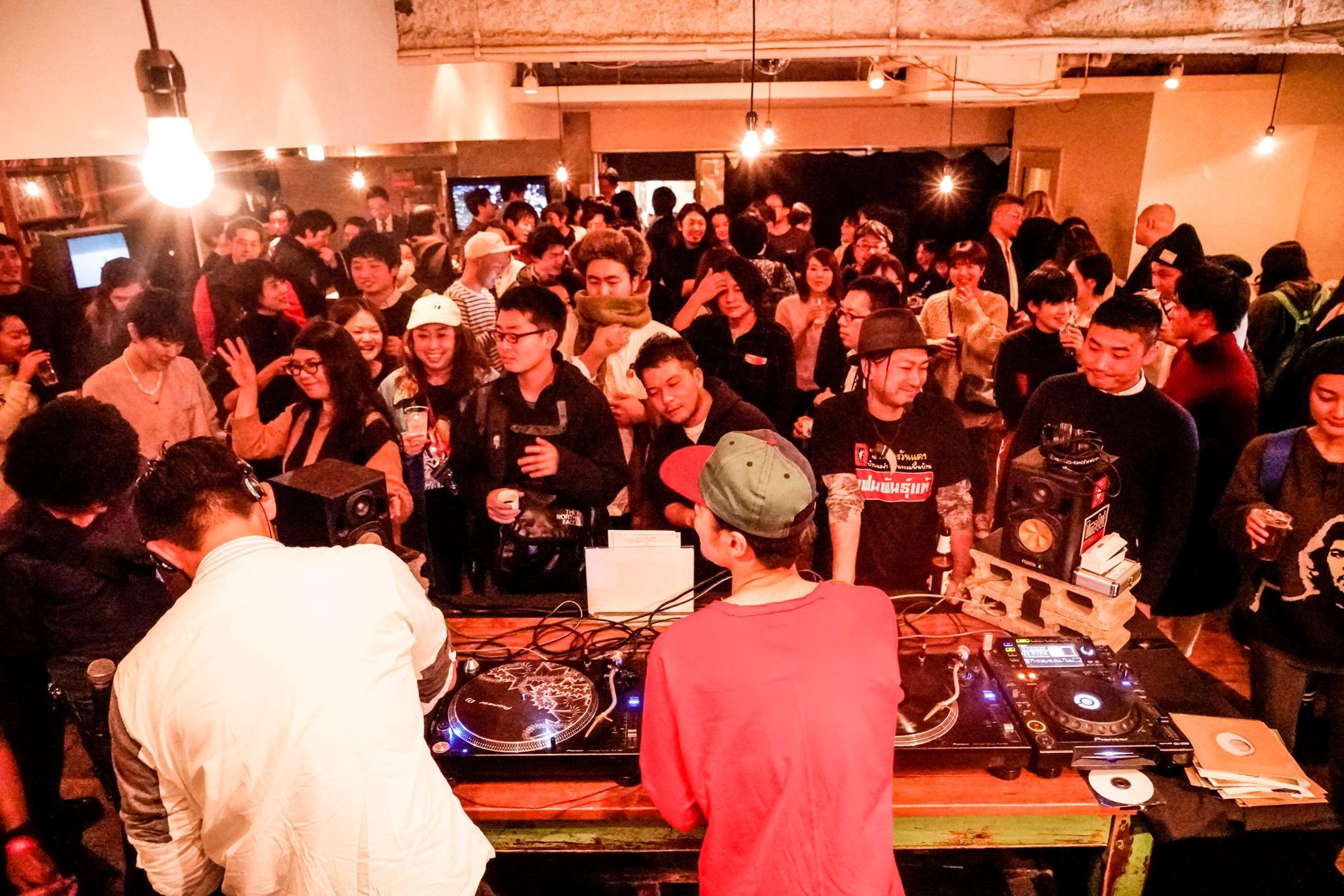 Time Out Tokyo Year-End Party 2018