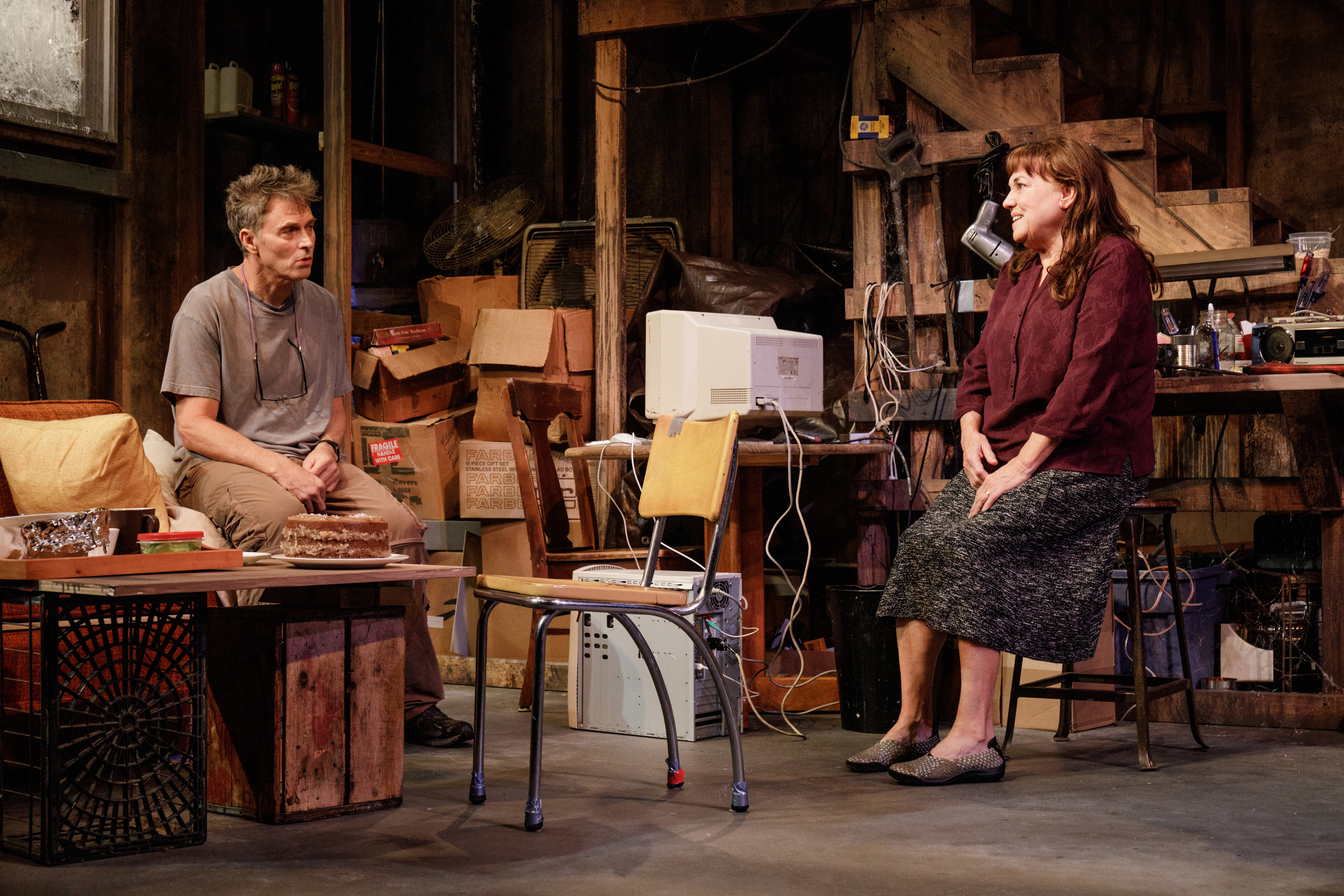 Review: Downstairs