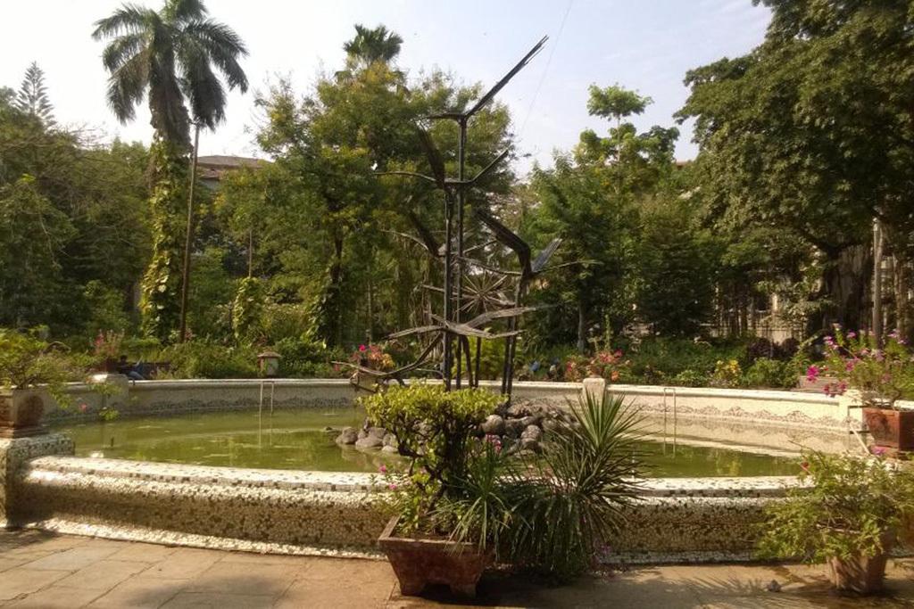 Horniman Circle Garden