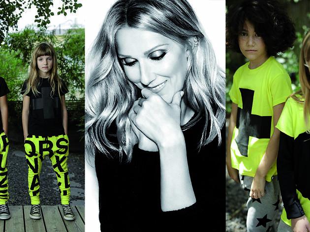 Celine Dion collaborates with Israeli children's brand NUNUNU