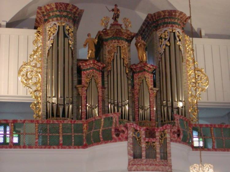 Gaze at early Baroque