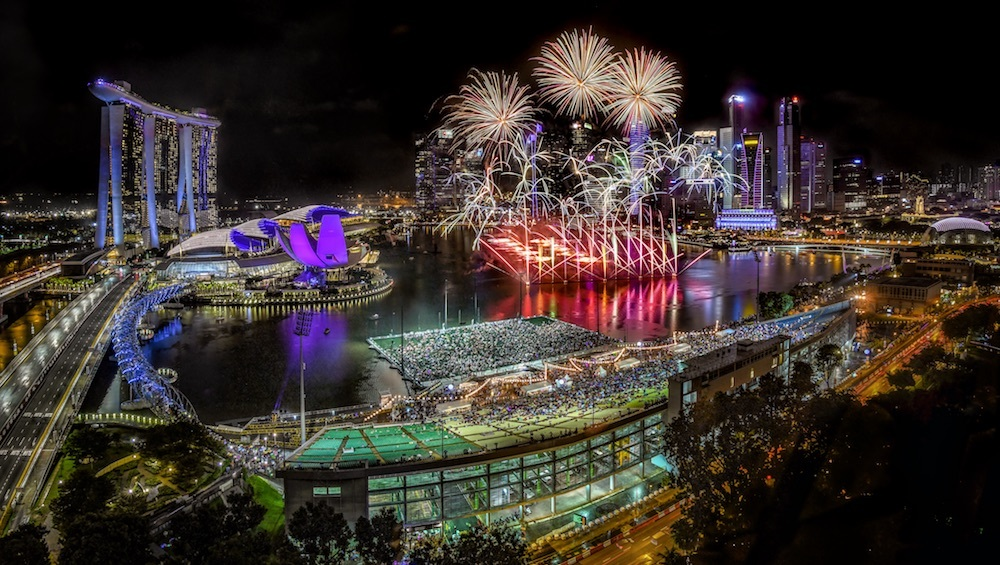 Usher in the new year with Marina Bay's Celebrate in the City events