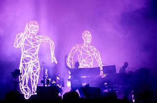 The Chemical Brothers en el Corona Capital