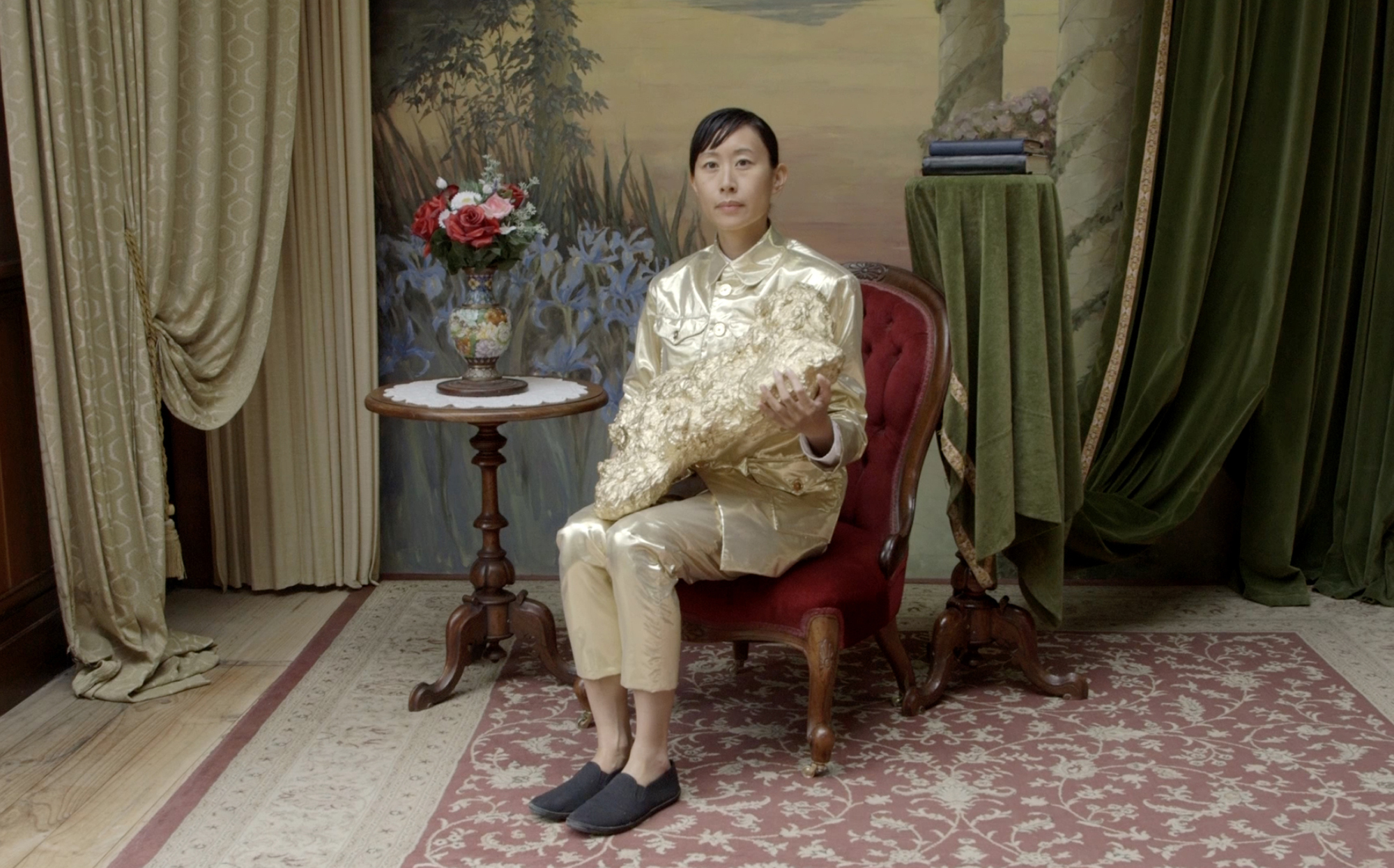 Eugenia Lim, 'Yellow Peril' 2015