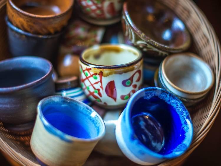 Discover Ryukyu craftsmanship