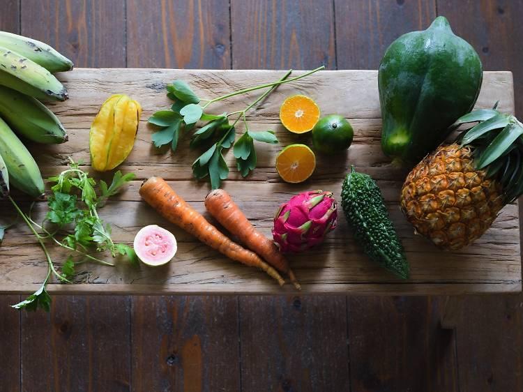 Binge yourself healthy on superfoods