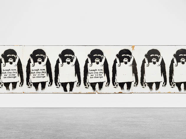 10 amazing Banksy works you can see in Hong Kong this month