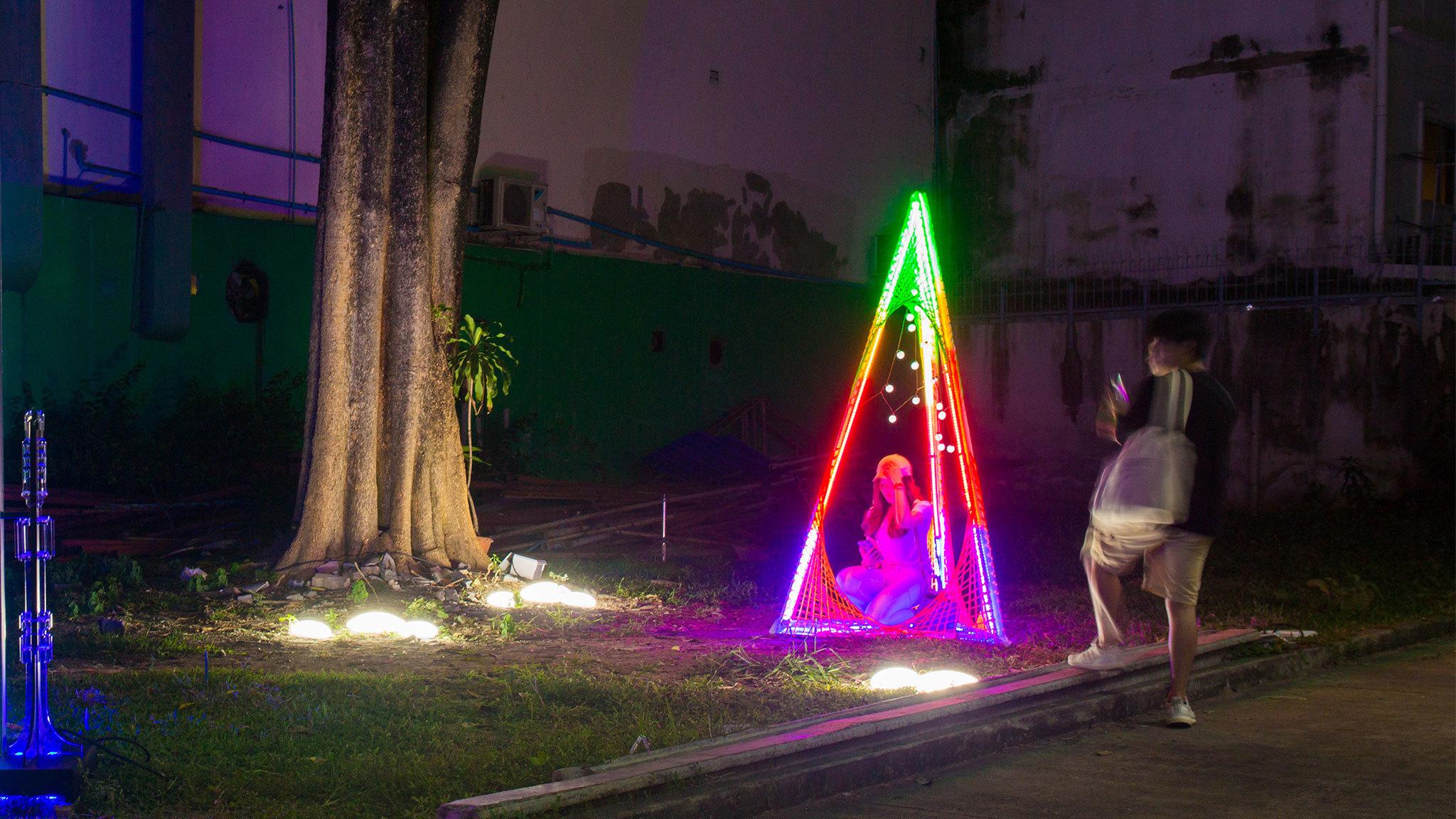 Awakening Bangkok - Triangle Light