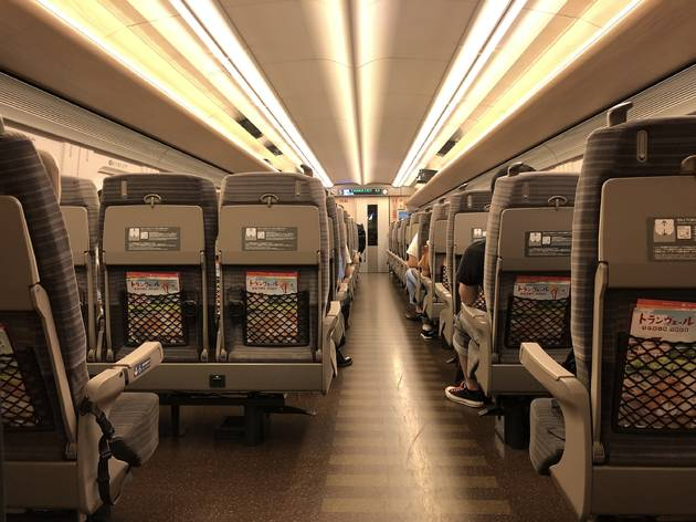 車いす目線で考える 第6回 新幹線の「デッキ族」
