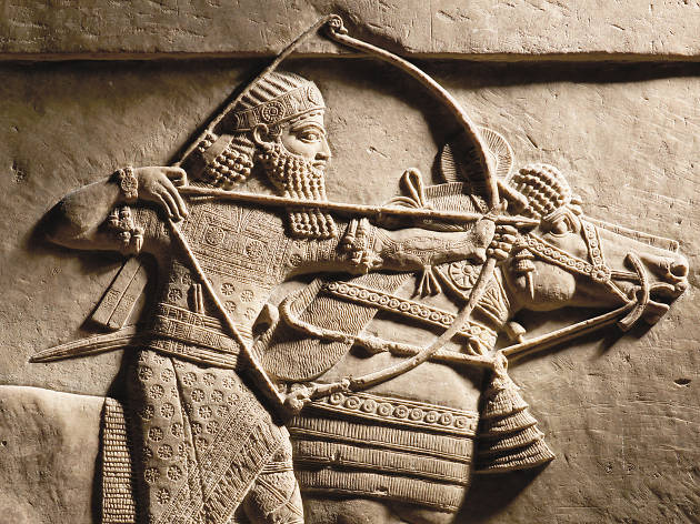 I am Ashurbanipal, king of the world, king of Assyria