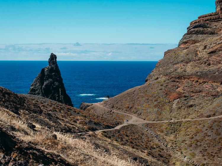 Ponta de São Lourenço: Trilho Cais do Sardinha