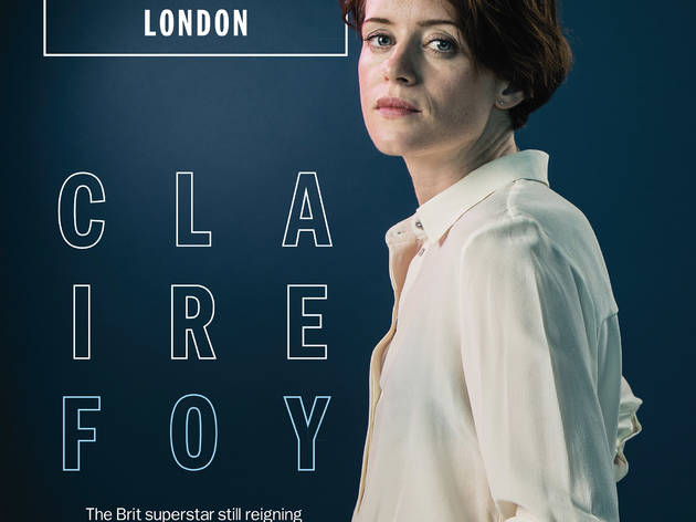 2507 COVER Claire Foy.indd