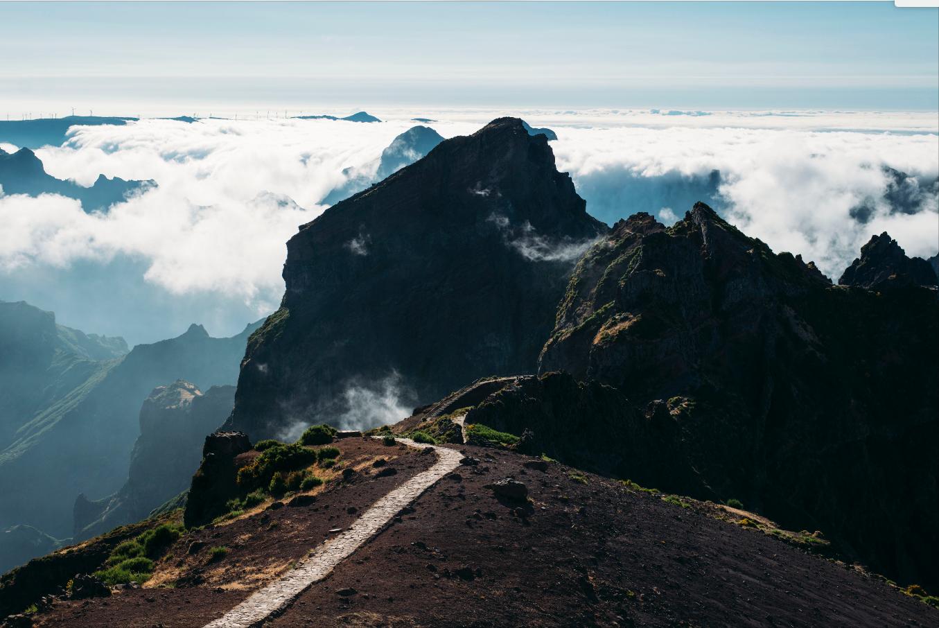 O Pico Ruivo