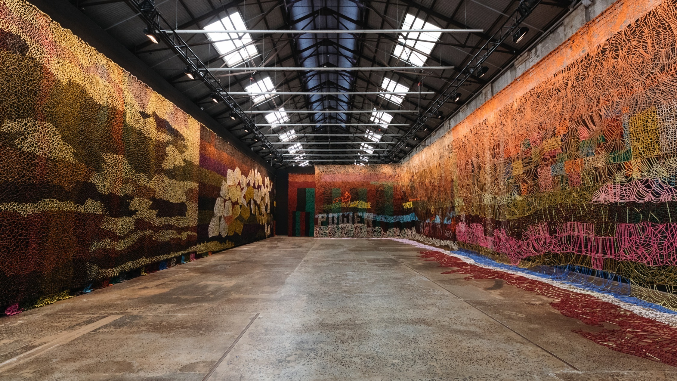 """Nick Cave """"Until"""" 2018 at Carriageworks"""