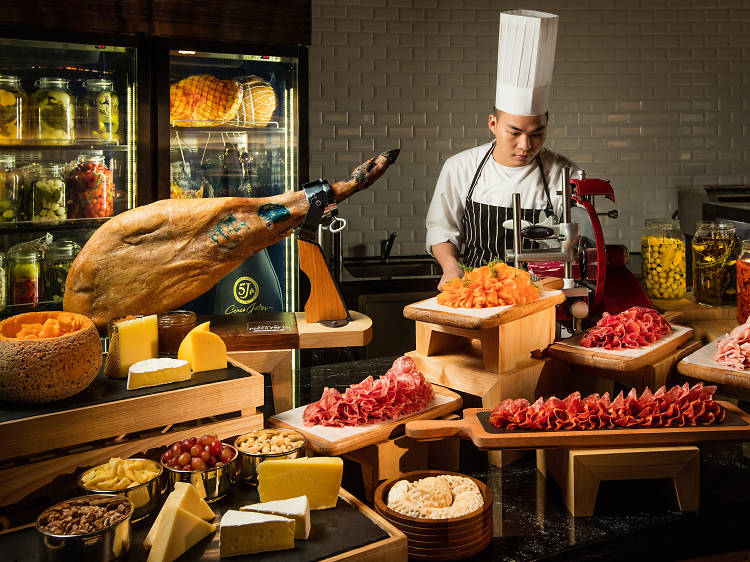 Try the flavours of the world at Spotlight