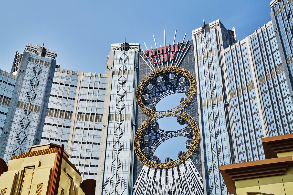 Golden Reel, Studio City Macau