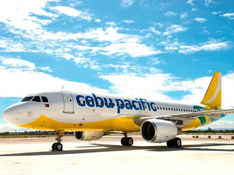 Fly to More Fun to all these islands with Cebu Pacific