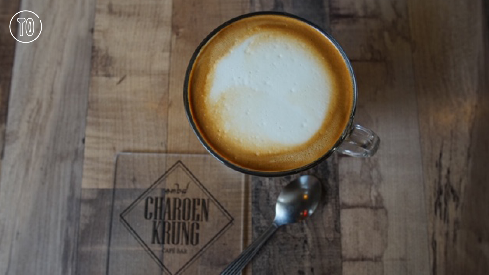 Charoenkrung Cafe Bar