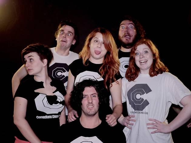 Comedians Cinema Club