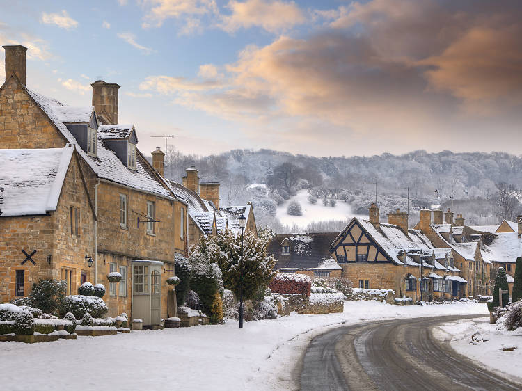 Perfect winter day trips from London