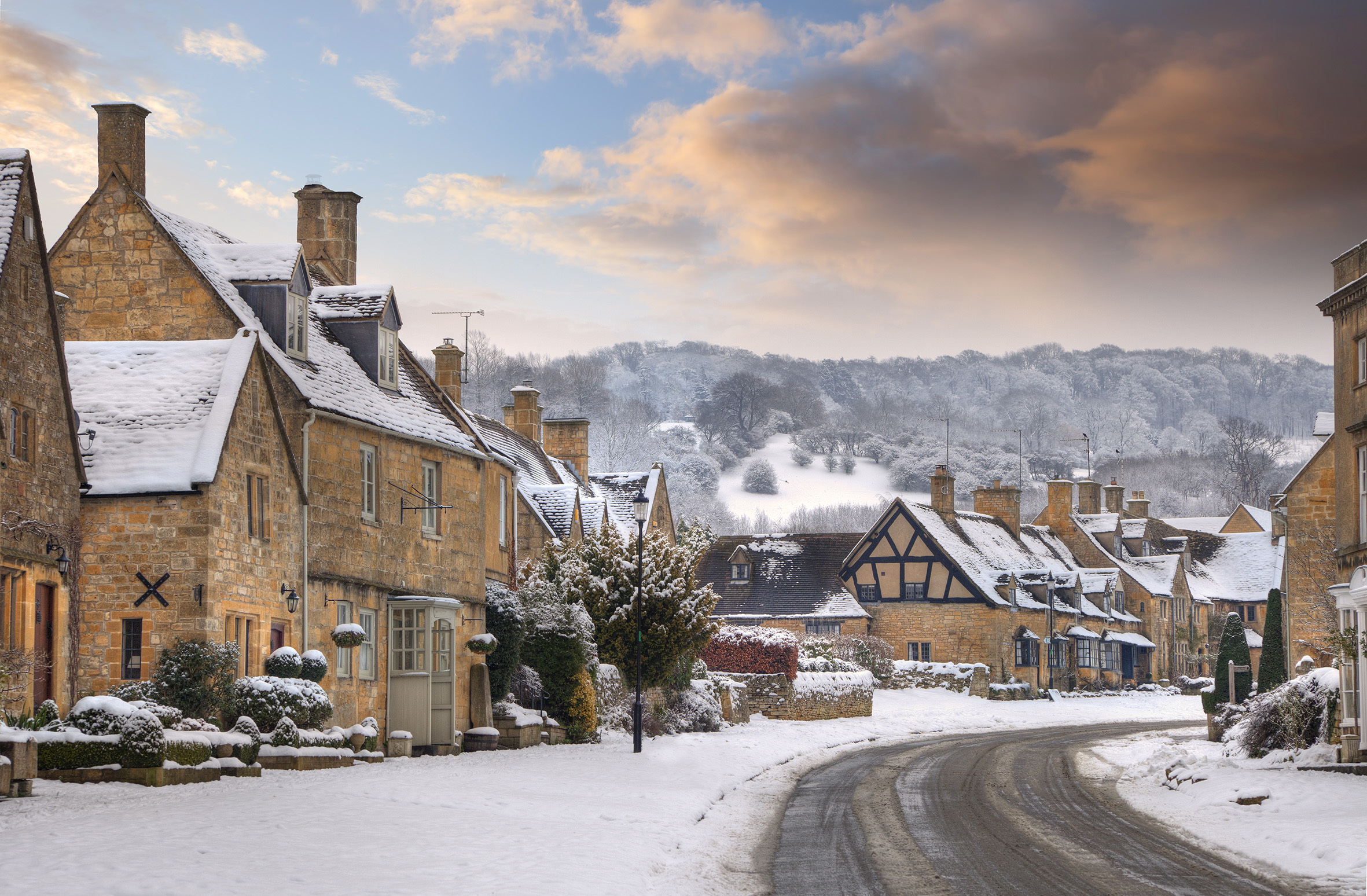 The best winter day trips from London