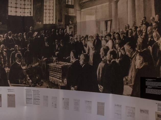The Watershed Year: 1918 in Croatia