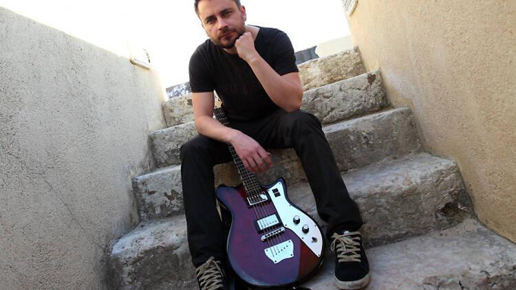Música, Jazz, Guitarrista, André Fernandes