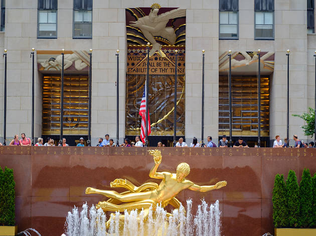 Everyday sculptures you pass by in NYC explained