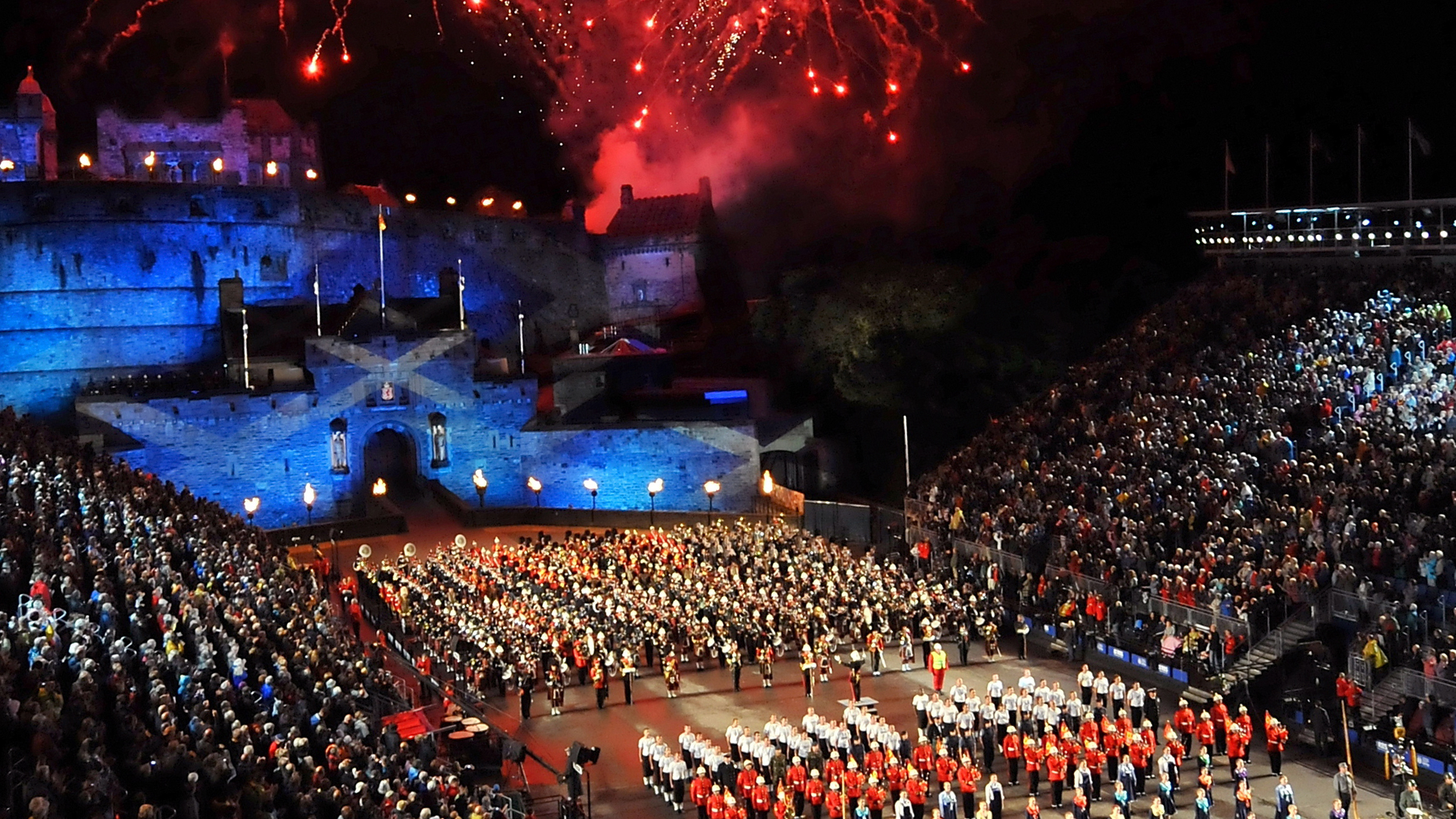 The Royal Edinburgh Military Tattoo is coming to Sydney