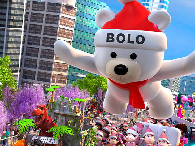La magia de la Navidad con el Bolo Fest 2018 con Liverpool