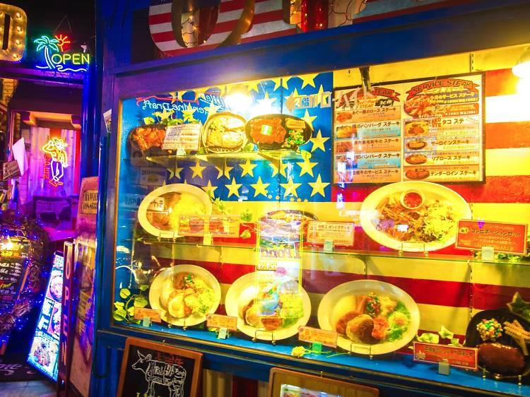 Go for Okinawa-American fusion