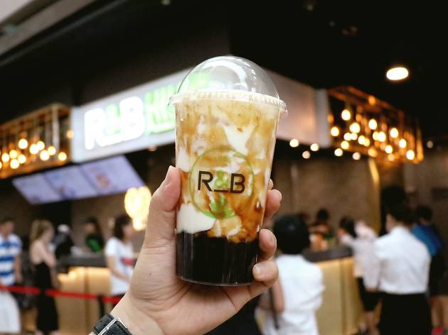 7 Best Brown Sugar Milk Tea To Try In Singapore